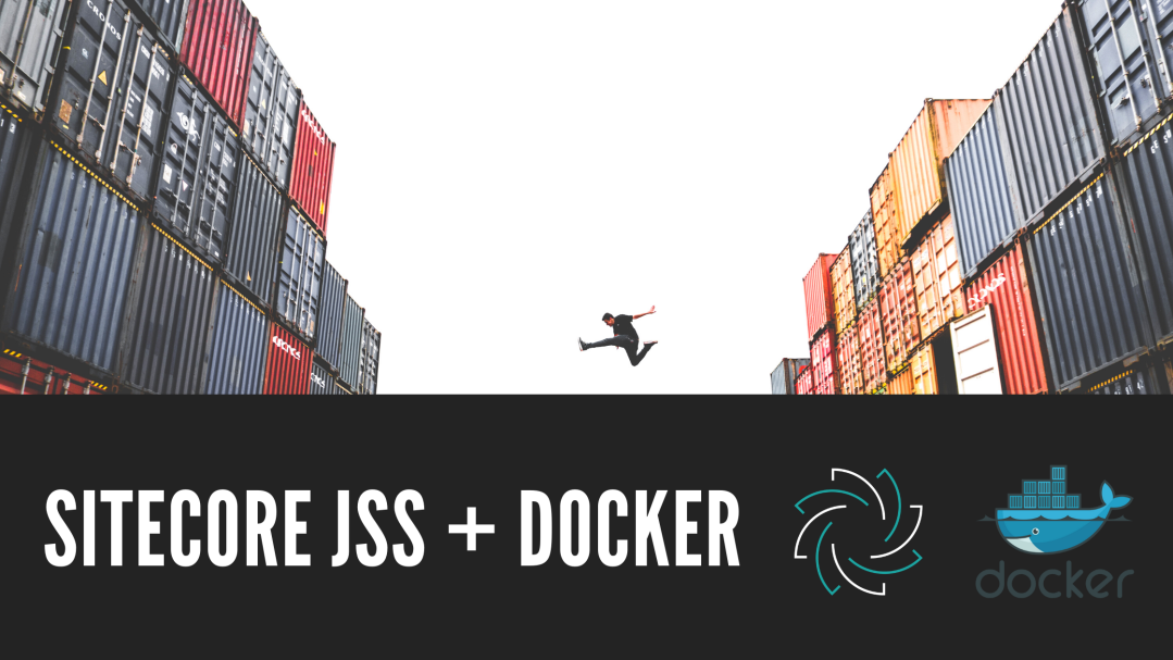 Sitecore JSS + Docker